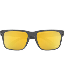 Oakley Holbrook Gafas de Sol Hombre, negro/Dorado